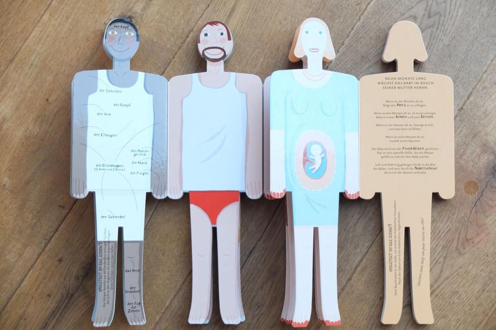 Anatomie für Kinder ab 3 Jahren verstehen und begreifen