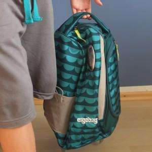 Passend zum Schulrucksack gibt es den handlicheren Rucksack. Der erste Wandertag kann kommen!