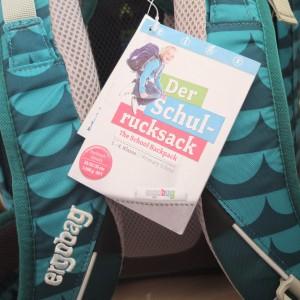 ergobag: Schulrucksack statt Schulranzen
