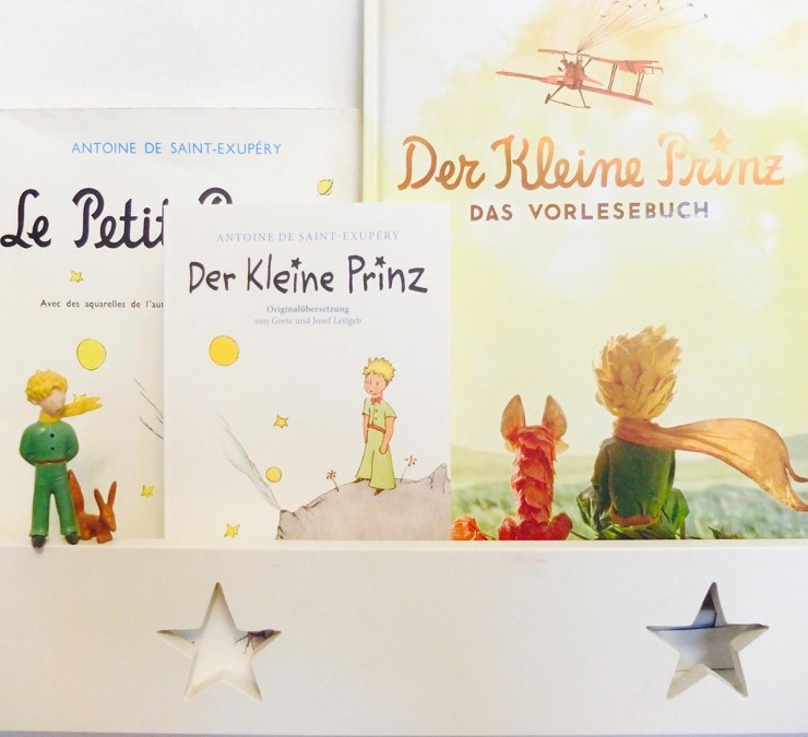 Der kleine Prinz - Das Vorlesebuch zum Film