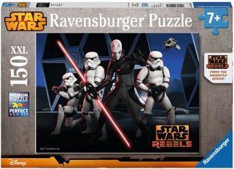 Kinder und Star Wars - Puzzle