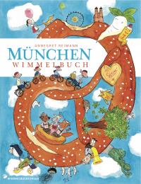 Das München Wimmelbuch