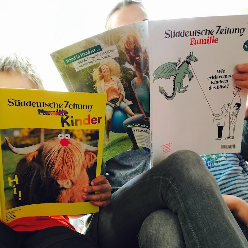 Neues Magazin für Familie und Kinder
